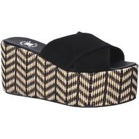 Buty Damskie Klapki Exé Shoes G41007057004 Czarny
