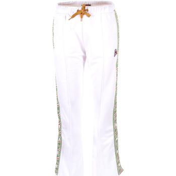 tekstylia Damskie Spodnie dresowe Invicta 4447112DP Biały