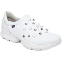 Buty Damskie Tenisówki CallagHan 18701 Biały