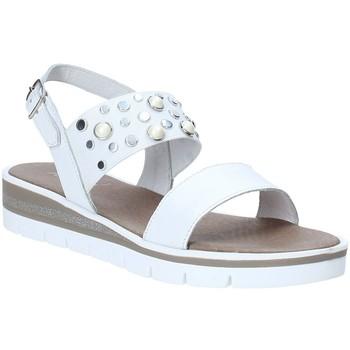 Buty Damskie Sandały Jeiday 3867 Biały