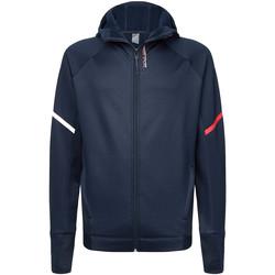 tekstylia Męskie Bluzy dresowe Tommy Hilfiger S20S200337 Niebieski