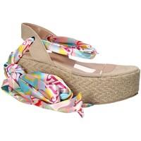 Buty Damskie Sandały Fornarina PE18TE3073 Różowy