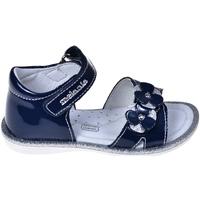 Buty Dziewczynka Sandały Melania ME8028B9E.C Niebieski