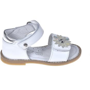 Buty Dziewczynka Sandały Melania ME8038B9E.C Biały
