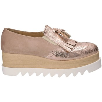 Buty Damskie Espadryle Grace Shoes 1311 Różowy