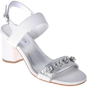 Buty Damskie Sandały Apepazza PRS04 Biały