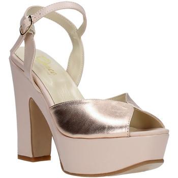 Buty Damskie Sandały Grace Shoes TQ 074 Różowy