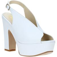 Buty Damskie Sandały Grace Shoes TQ 107 Biały