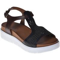 Buty Damskie Sandały Bueno Shoes N3403 Czarny