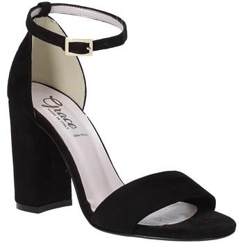 Buty Damskie Sandały Grace Shoes 018N001 Czarny