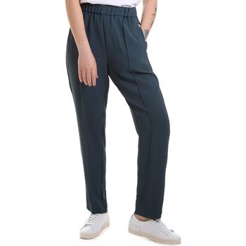 tekstylia Damskie Chinos Calvin Klein Jeans K20K201715 Zielony