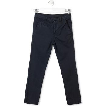 tekstylia Dziecko Spodnie z pięcioma kieszeniami Losan 713 9654AA Niebieski