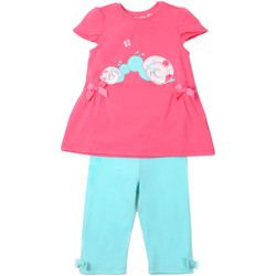 tekstylia Dziecko Komplet Chicco 09076477000000 Różowy