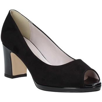 Buty Damskie Czółenka Grace Shoes 007001 Czarny