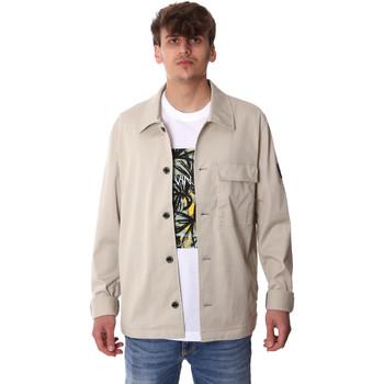 tekstylia Męskie Płaszcze Calvin Klein Jeans K10K105272 Szary