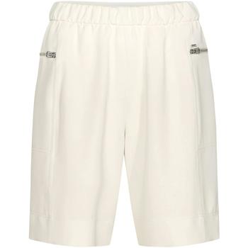tekstylia Damskie Szorty i Bermudy Calvin Klein Jeans K20K201771 Beżowy