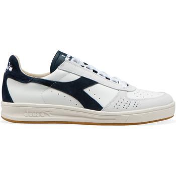 Buty Męskie Trampki niskie Diadora 201.172.545 Biały