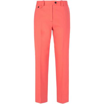 tekstylia Damskie Chinos Calvin Klein Jeans K20K201629 Różowy