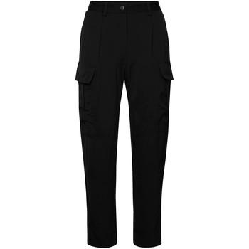 tekstylia Damskie Spodnie bojówki Calvin Klein Jeans K20K201768 Czarny