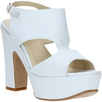 Buty Damskie Sandały Grace Shoes TQ 102 Biały