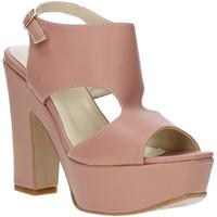 Buty Damskie Sandały Grace Shoes TQ 102 Różowy