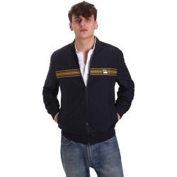tekstylia Męskie Kurtki krótkie Antony Morato MMCO00641 FA600101 Niebieski