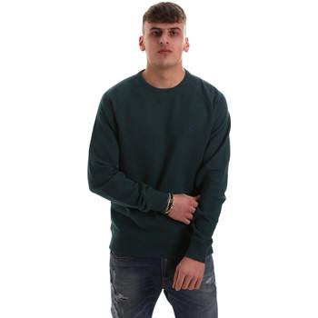 tekstylia Męskie Bluzy Navigare NV21009 Zielony