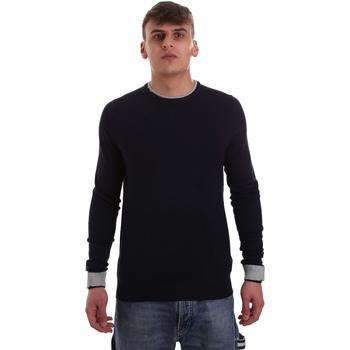 tekstylia Męskie Swetry Gaudi 921BU53012 Niebieski