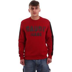 tekstylia Męskie Bluzy Gaudi 921BU64051 Czerwony