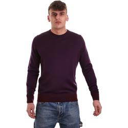 tekstylia Męskie Swetry Navigare NV10221 30 Czerwony