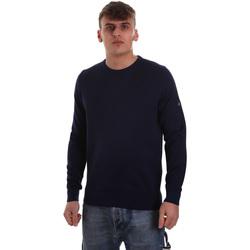 tekstylia Męskie Swetry Navigare NV10221 30 Niebieski