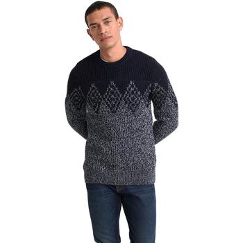 tekstylia Męskie Swetry Superdry M6100004A Niebieski