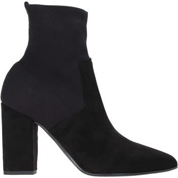 Buty Damskie Botki Grace Shoes 140M007 Czarny