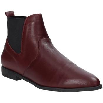 Buty Damskie Botki Bueno Shoes 9P0708 Czerwony