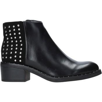 Buty Damskie Low boots Gold&gold B19 GJ180 Czarny