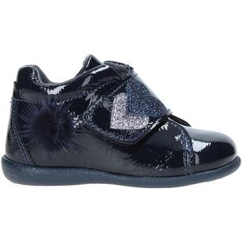Buty Dziewczynka Botki Melania ME0106A9I.B Niebieski