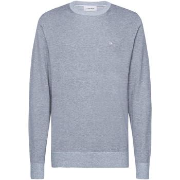 tekstylia Męskie Swetry Calvin Klein Jeans K10K104920 Szary
