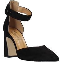 Buty Damskie Czółenka Grace Shoes 962G002 Czarny