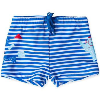 tekstylia Dziecko Kostiumy / Szorty kąpielowe Losan 017-4000AL Niebieski