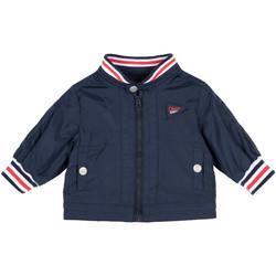 tekstylia Dziecko Kurtki wiatrówki Chicco 09087485000000 Niebieski
