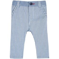 tekstylia Dziecko Spodnie z lejącej tkaniny / Alladynki Chicco 09008111000000 Niebieski