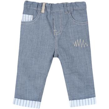 tekstylia Dziecko Spodnie z pięcioma kieszeniami Chicco 09008117000000 Niebieski