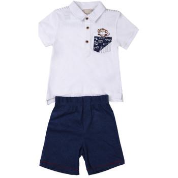 tekstylia Dziecko Komplet Chicco 09076417000000 Niebieski