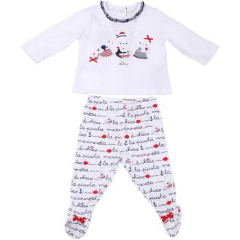 tekstylia Dziecko Komplet Chicco 09076457000000 Biały