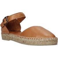 Buty Damskie Sandały Bueno Shoes L2902 Brązowy