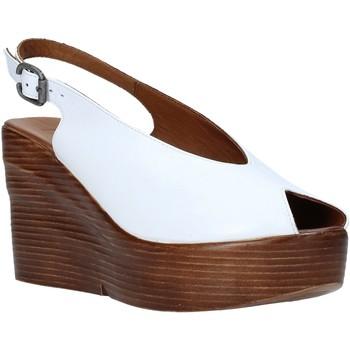 Buty Damskie Sandały Bueno Shoes Q6100 Biały