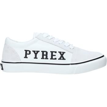Buty Damskie Trampki niskie Pyrex PY020224 Biały