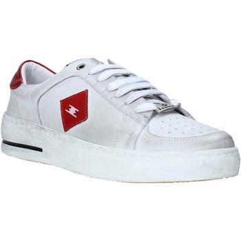 Buty Męskie Trampki niskie Exton 178 Biały