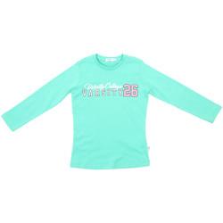 tekstylia Dziecko T-shirty z długim rękawem Melby 70C5615 Zielony