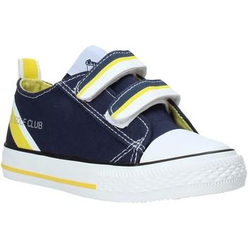 Buty Chłopiec Trampki niskie U.s. Golf S20-SUK607 Niebieski